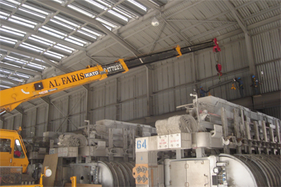 Ace Cranes For the complete service – Ace Crane Systems LLC